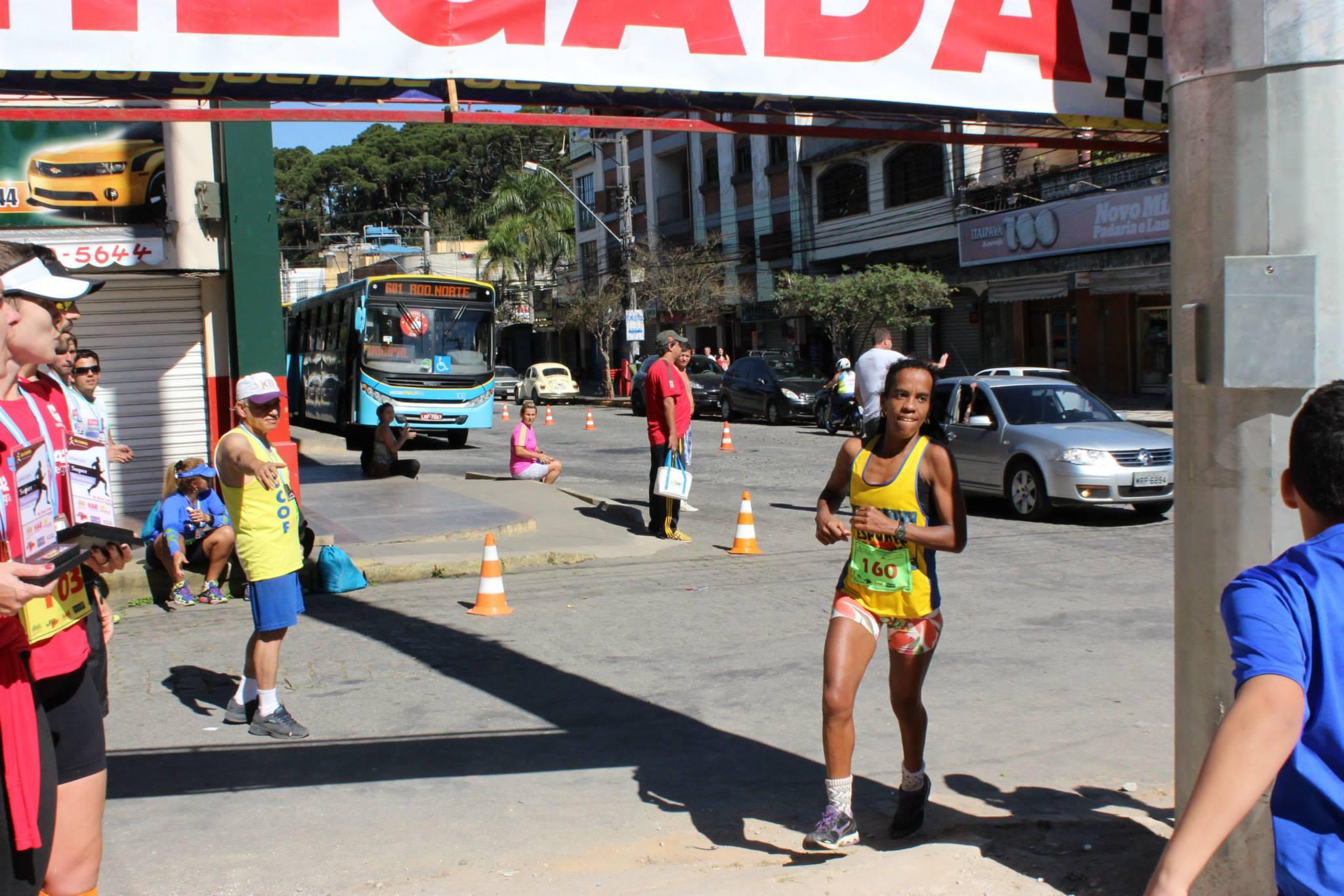 Adaptada ao momento, a Meia Maratona de Nova Friburgo já pode ser realizada pelos atletas (Foto: Ascof)