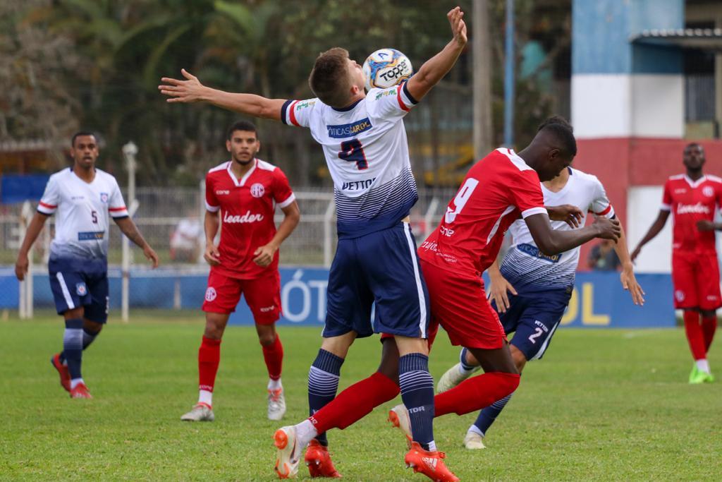Retorno de jogadores lesionados, a exemplo de Jefinho, deve encorpar mais a equipe na sequência da Série B1