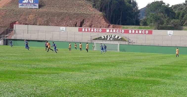 Estádio Márcio Branco, no Stucky, receberá mais uma grande decisão de futebol amador em outubro