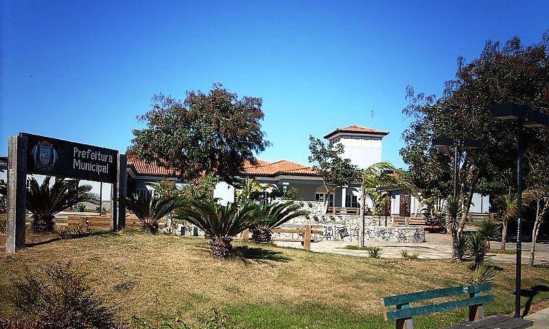 A sede da Prefeitura de Búzios (Foto: Sergio Falcetti)