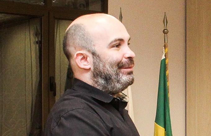 O ex-subsecretário Gabriell Neves