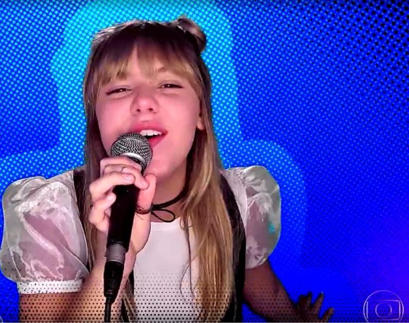 Giovana Se Classifica Para A Semifinal Do The Voice Kids Este Domingo Jornal A Voz Da Serra