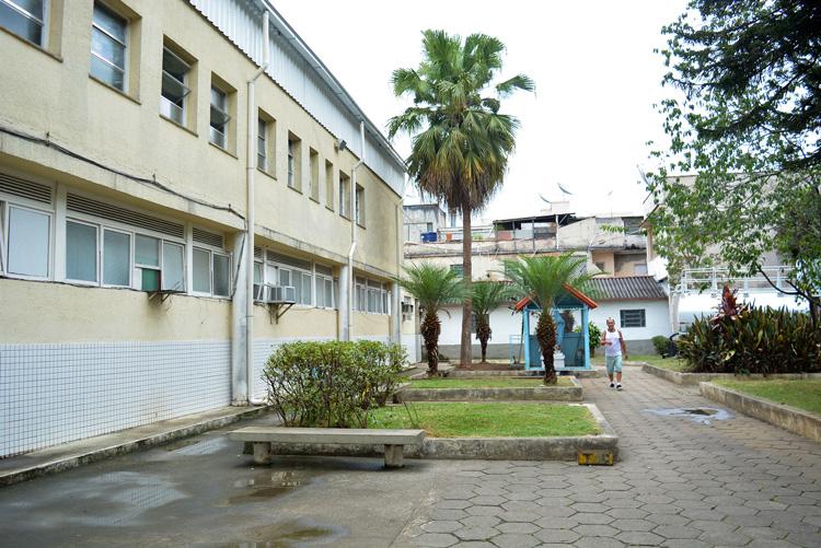 O Hospital Municipal Raul Sertã (Arquivo AVS)
