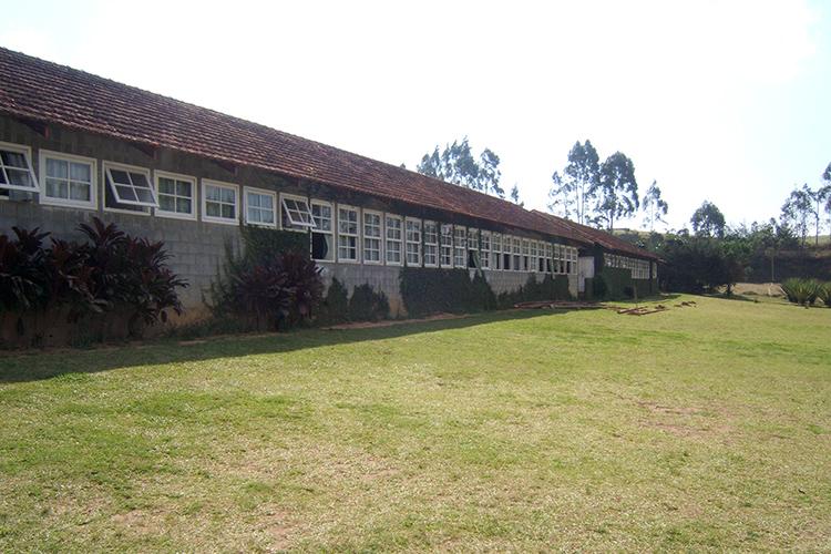 O Centro Educacional Familiar de Formação por Alternância (Ceffa) Rei Alberto I, do Instituto Bélgica-Nova Friburgo (Ibelga) em Salinas (Arquivo AVS)