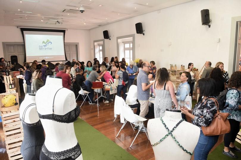 """O encontro comercial """"Rio Serra Mar apresenta: Nova Friburgo Viagem & Sabor 200 anos"""" (Foto: André Ciryaco/ Divulgação)"""