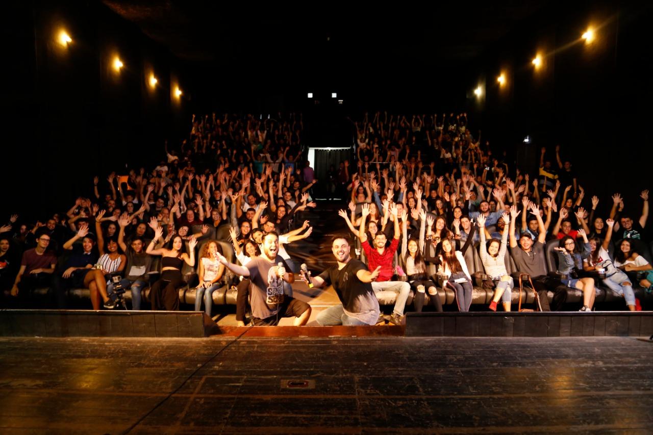 Humoristas do Parafernalha fazem shows em Friburgo e Bom Jardim