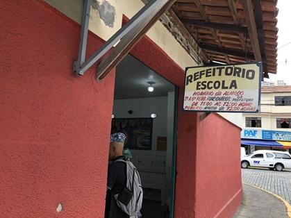 O restaurante Popular de Friburgo (Fotos: Thiago Lima)