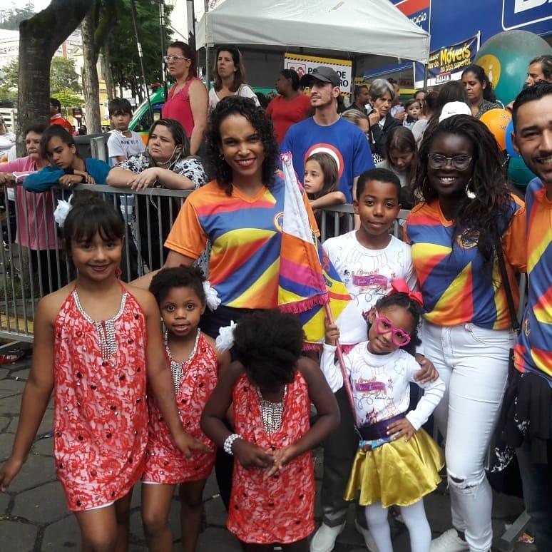 Friburgo ganha escola de samba para formação de novos talentos do carnaval