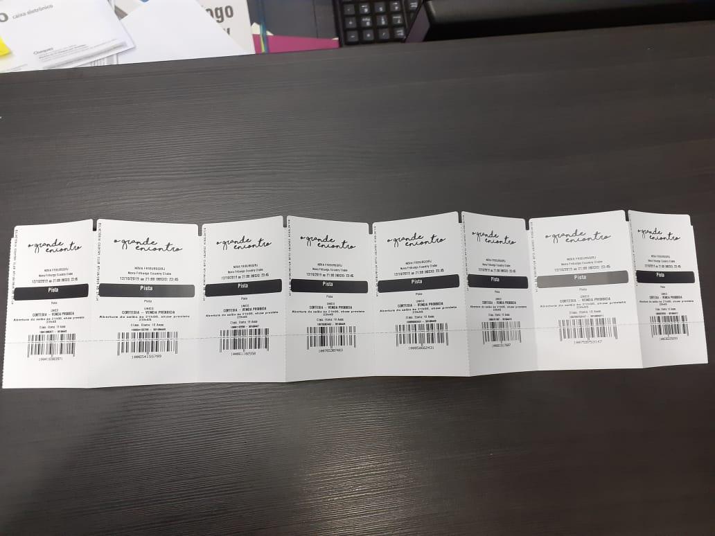 Nove leitores ganham ingressos para Anavitória e Grande Encontro