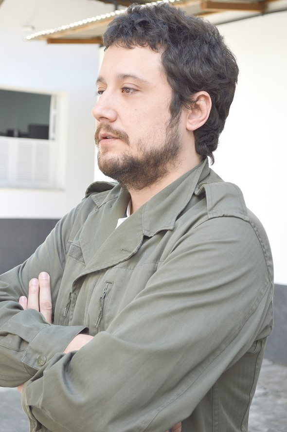 Lincoln Vargas, o produtor do Fenf (Arquivo AVS)