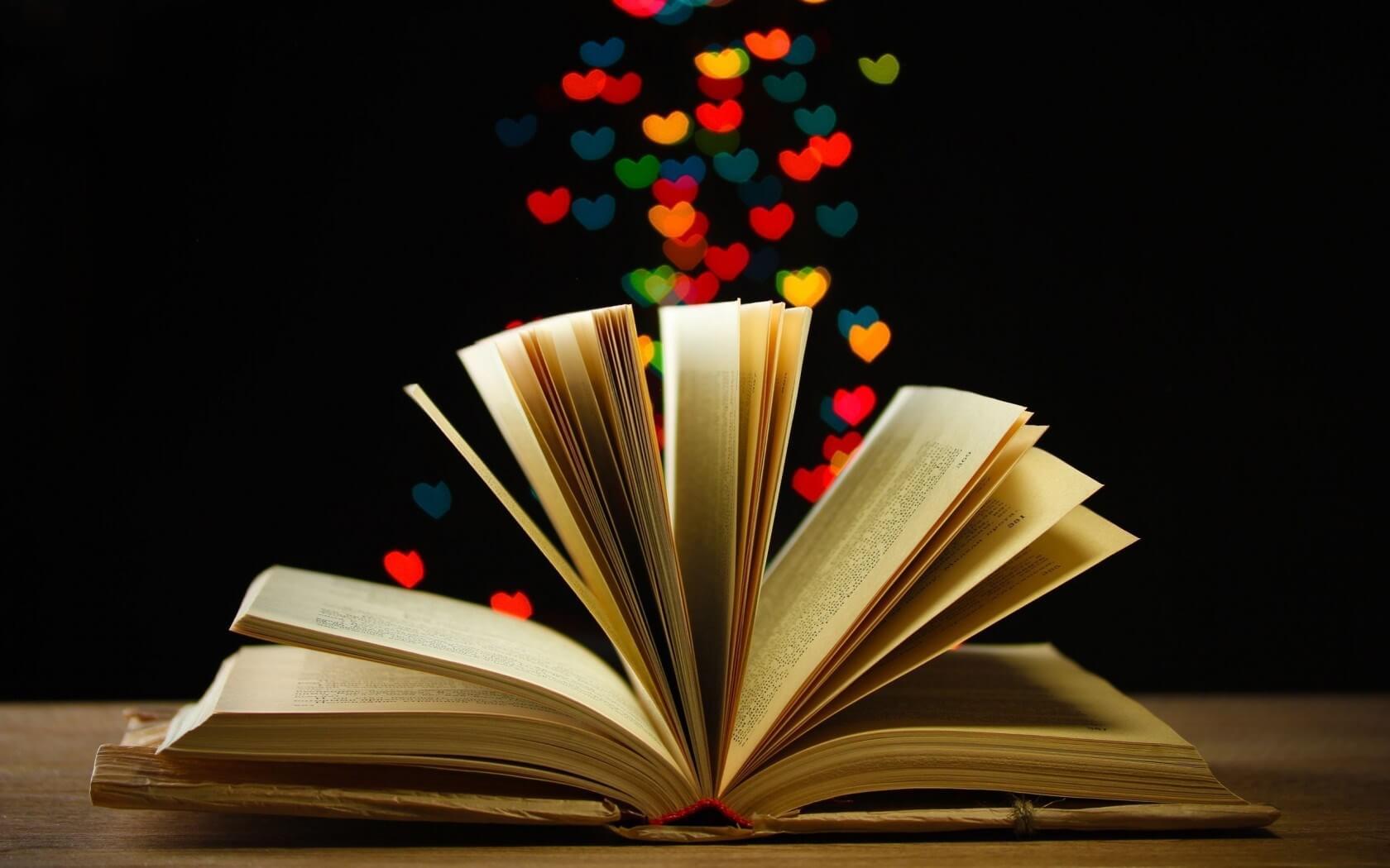 Dicas de livros para presentear no Dia dos Namorados