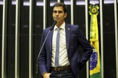 Luiz Lima, ex-nadador olímpico e, agora, deputado federal (Foto: Revista Fórum)