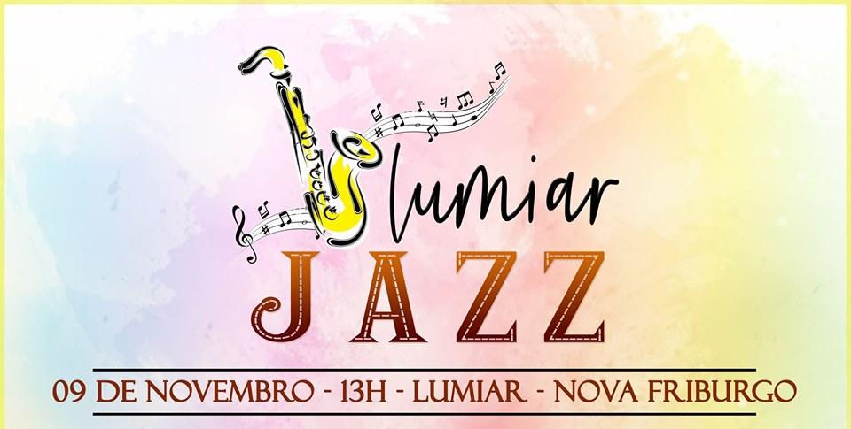 Fim de semana com jazz em Lumiar, exposição de ceramista e outras atrações
