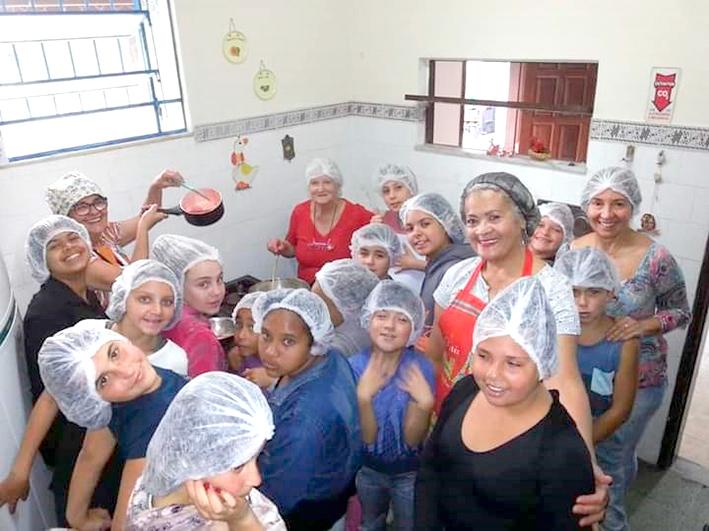 Núcleo Comunitário Luz da Serra precisa de ajuda