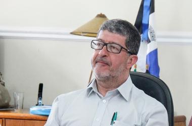 O secretário municipal de Saúde,  Marcelo Braune (Arquivo AVS)