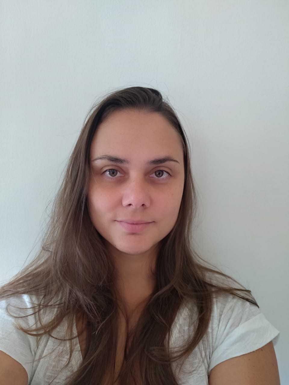 A veterinária Natalia Künzel (Arquivo pessoal)