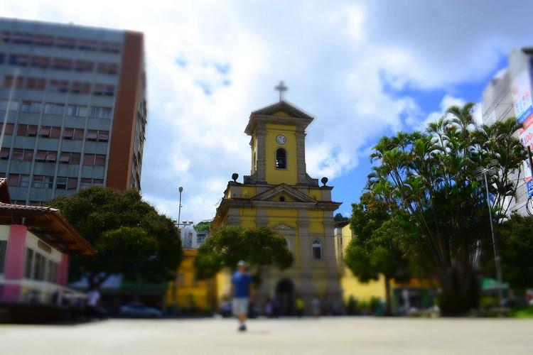 Catedral tem nesta quinta missas do Crisma e da Santa Ceia