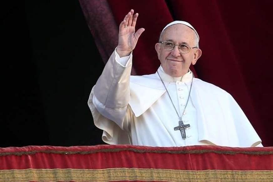 O Papa Francisco (Reprodução da web)
