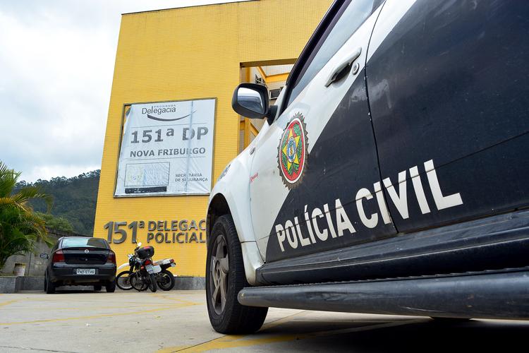 Polícia Civil cumpre mandado de prisão contra acusado de latrocínio