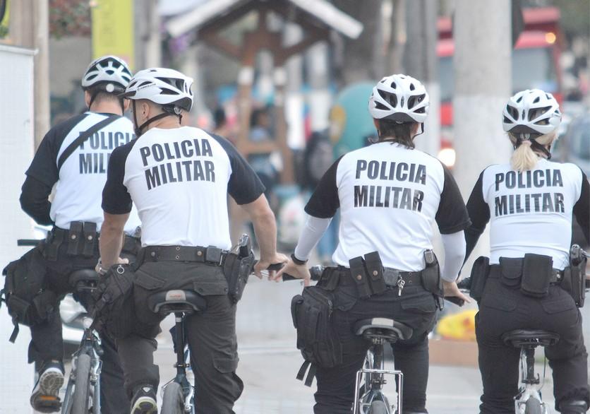 Operação Papai Noel: PM aumenta efetivo nas ruas de Friburgo
