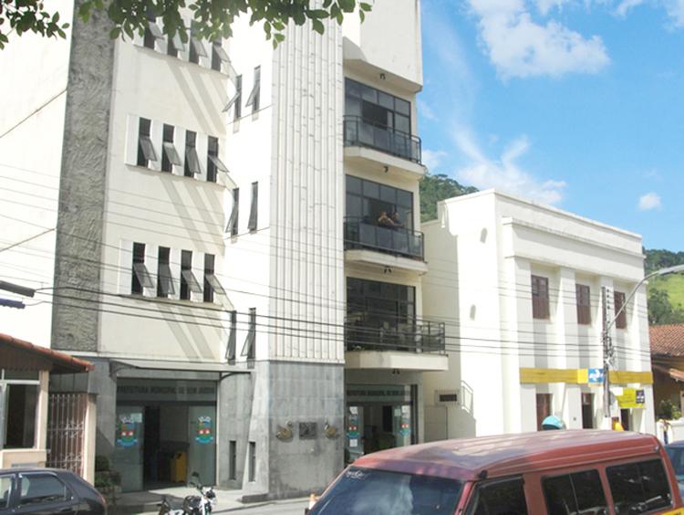 A sede da Prefeitura de Bom Jardim  (Mais Bom Jardim)