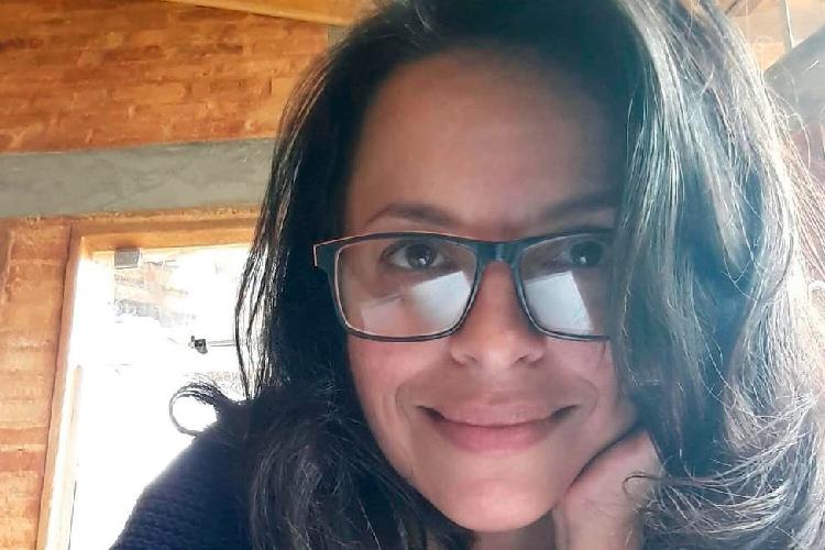 Professora Kelly Cristine Oliveira da Cunha