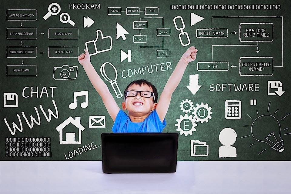 Estudantes da rede pública aprendem a programar computadores