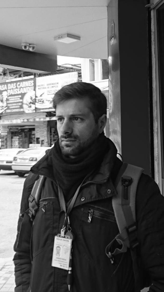 O novo secretário, Osório Júnior Tardim (Reprodução da web)