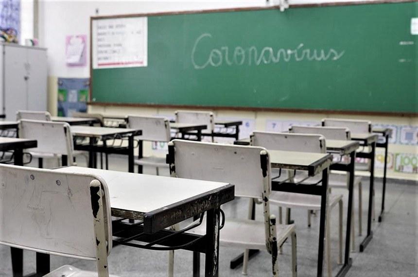Mais duas escolas municipais retomam aulas presenciais nesta segunda