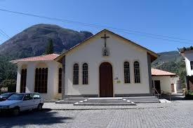 A Igreja de Sant'Ana, no Cônego (Arquivo AVS)