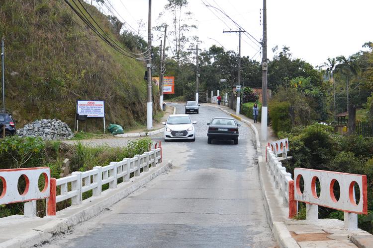 A ponte de São Geraldo (Arquivo AVS/ Henrique Pinheiro)