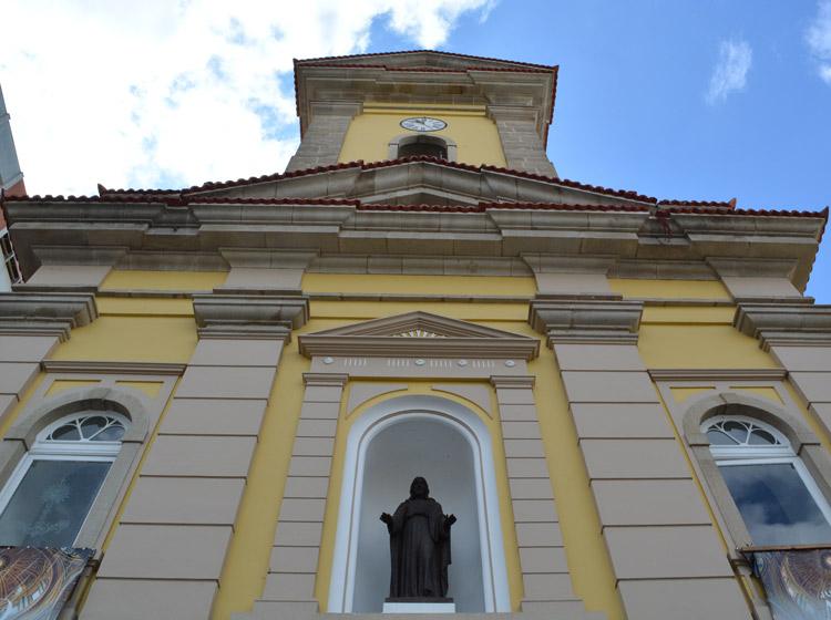 Missas abrem programação da Semana Santa em Friburgo