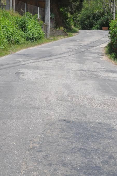 A estrada que liga São Pedro a Lumiar: sinuosa e mal sinalizada (Reprodução da web)