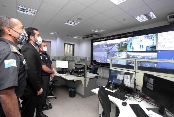 Estado discute plano de gestão e integração para segurança pública