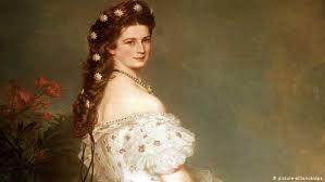 A imperatriz Sissi (Reprodução da web)