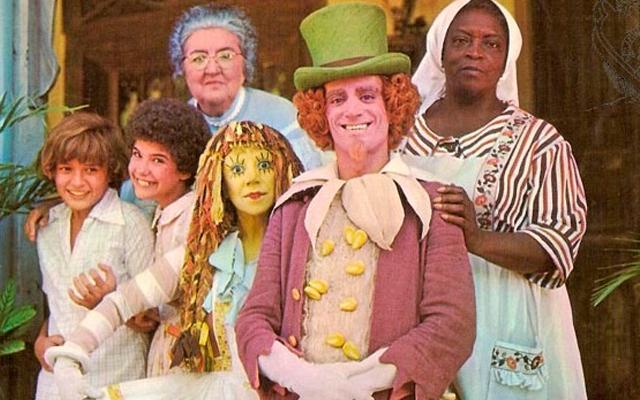 Sítio do Picapau Amarelo: personagens de Lobato (reprodução da web)