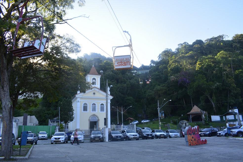 A Praça do Suspiro será ponto de encontro (Arquivo AVS)