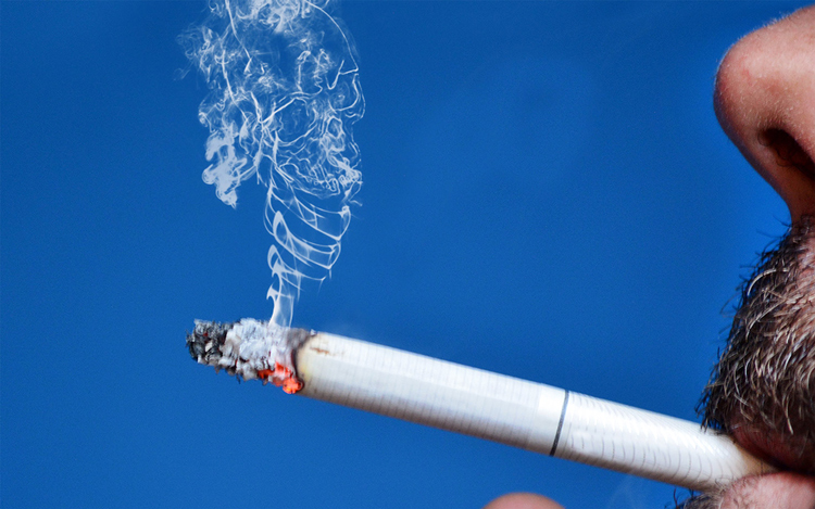 Este domingo é dia nacional do combate ao fumo
