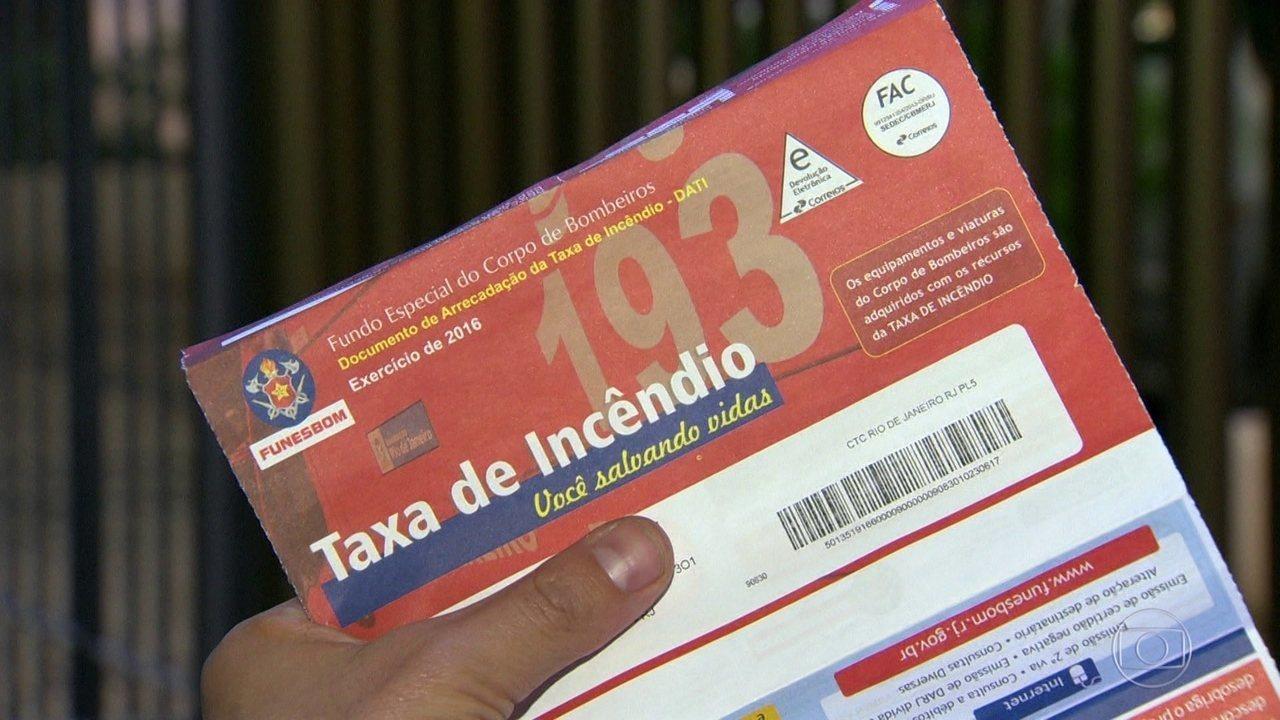 A taxa de incêndio: STF decidiu por inconstitucionalidade em São Paulo (Arquivo AVS)