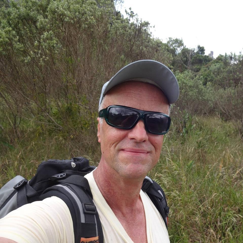 Thomaz Morett: 120 km em 4 dias (Arquivo pessoal)