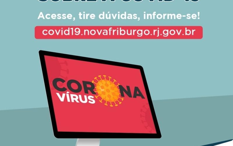 Friburgo ganha plataforma digital que reúne dados sobre a pandemia