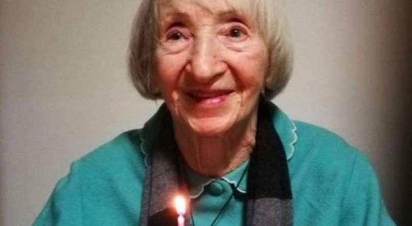 Itálica Grondona, de 102 anos: curada (Fotos: reproduções da web)