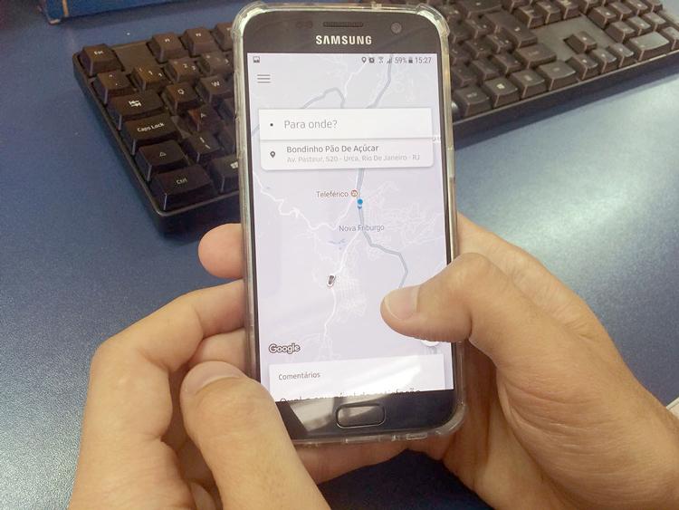 Sancionada lei que regulamenta transporte por aplicativo em Friburgo