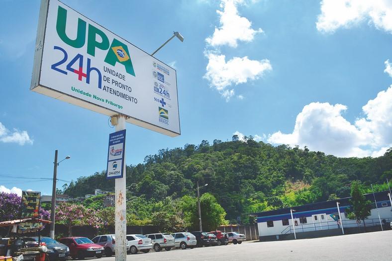 A UPA de Conselheiro (Arquivo AVS/ Henrique Pinheiro)