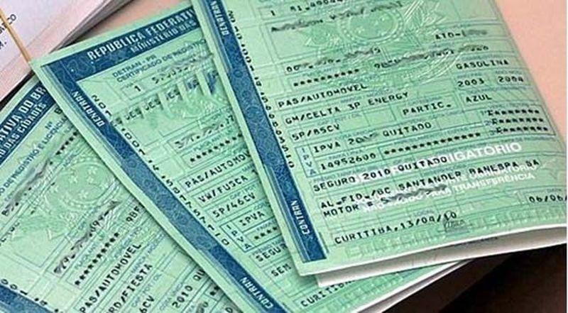 Guia para pagamento do IPVA já pode ser emitida