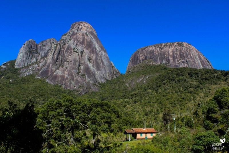Casinha em Três Picos (Arquivo AVS)