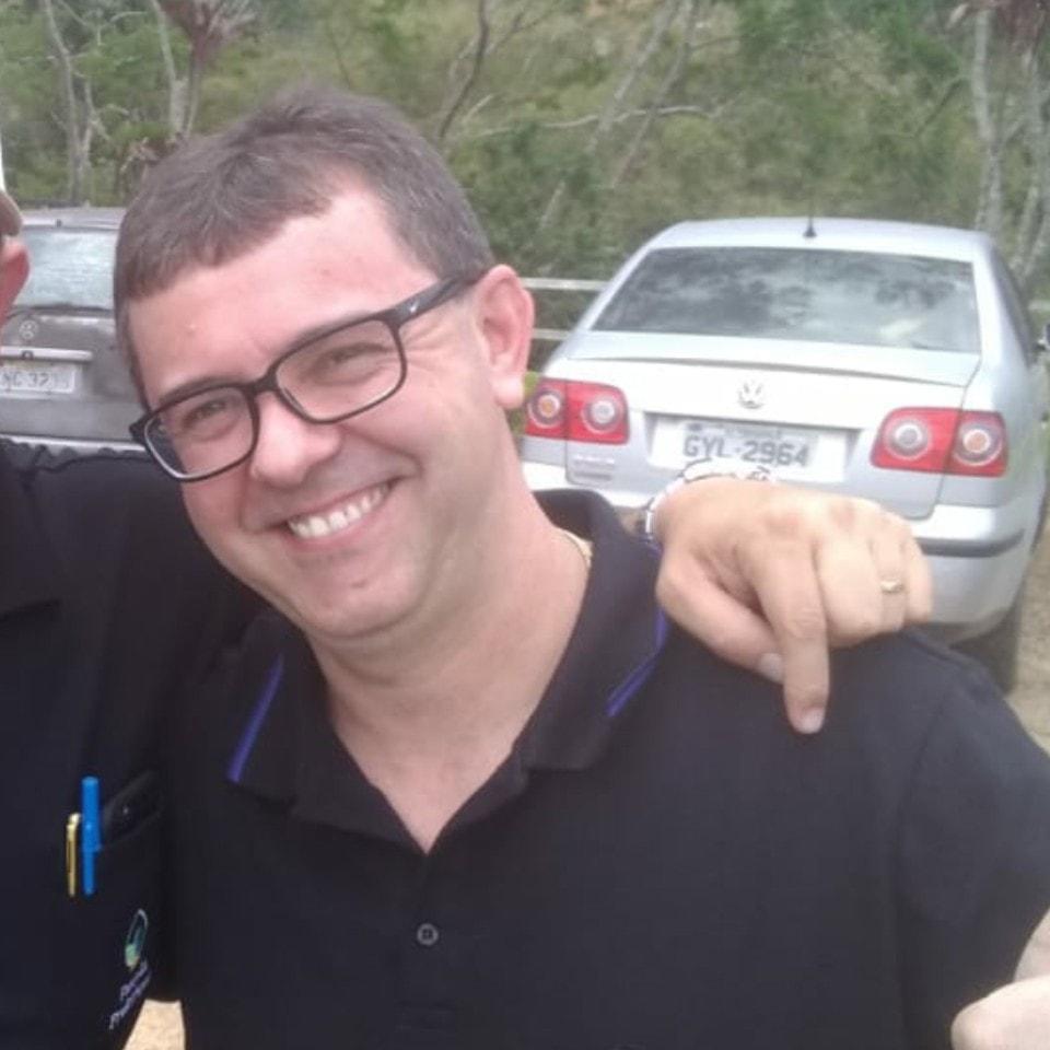 Dono da distribuidora Galera dos Legumes, Cristiano Fernandes não resistiu aos ferimentos (Reprodução da web)