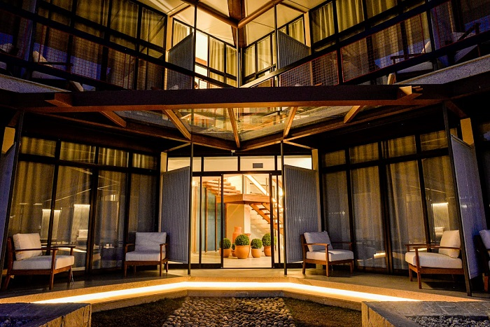 O hotel do Sesc Nova Friburgo (Foto: Erbs Jr)