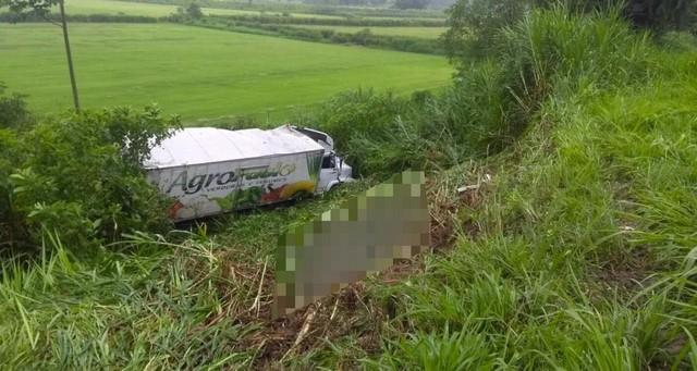 Ciclista morre atropelada durante prova na RJ-116