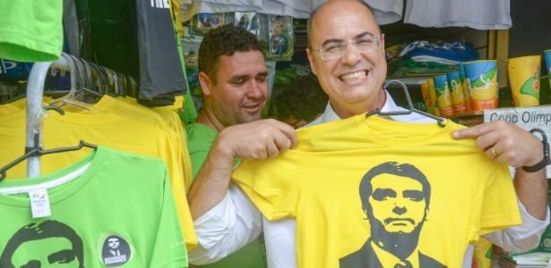 As promessas de Witzel para o estado e Nova Friburgo